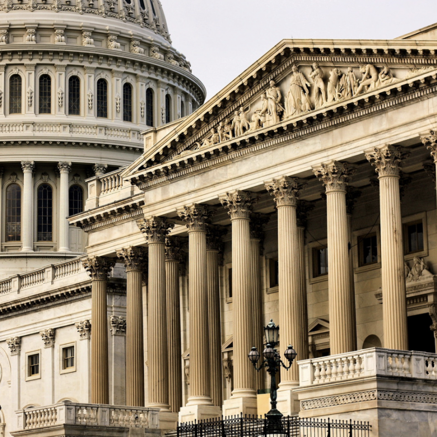 Among this week's major news stories: The U.S. Senate approved a $1.9 trillion coronavirus relief package. If the House re-approves the plan, new stimulus checks will become available to many Americans. Creative Commons photo: Phil Roeder on Flickr.