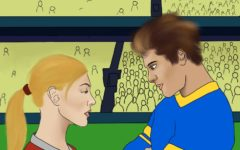 Gender inequality in sports remains a pressing issue. Staff illustration: Dorinda Xiao.